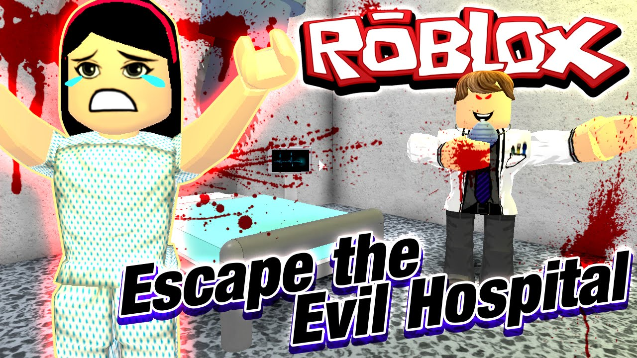Evil Hospital By Pat Conrad Md Authentic Medicine - escape the evil hospital roblox game obby
